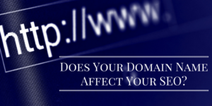 keyword as first word in domain