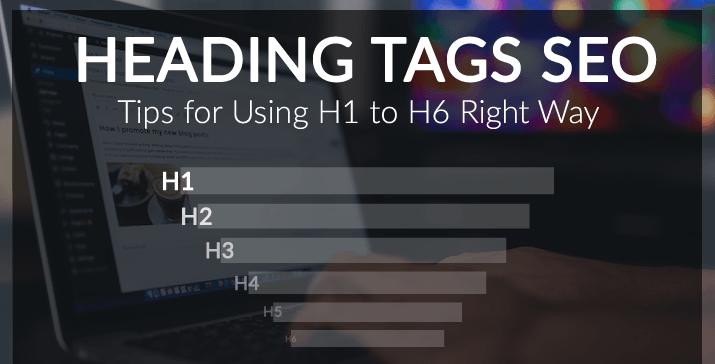 Keyword in H2, H3 Tags