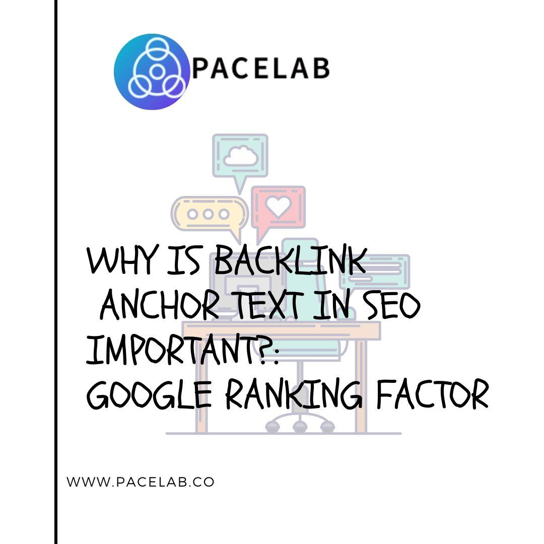 """""""Anchor Text"""" pacelab seo agency london"""