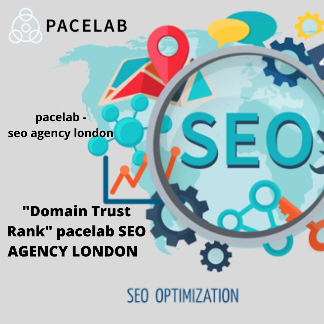 """Domain Trust Rank"" pacelab SEO AGENCY LONDON"
