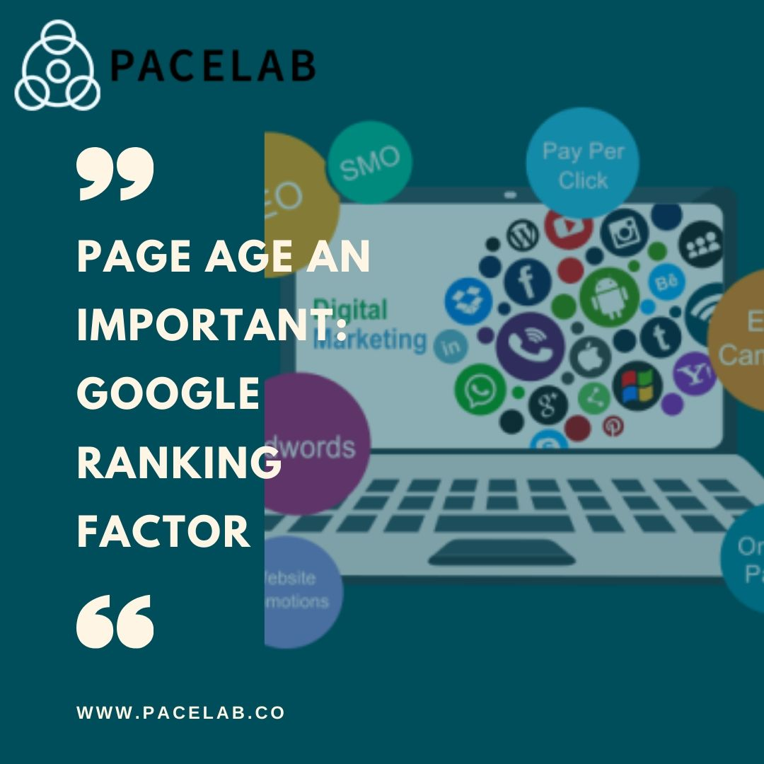 """page age"" pacelab- seo agency london"