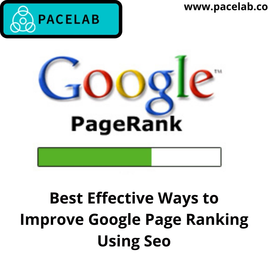 Google Page Ranking-Pacelab seo london