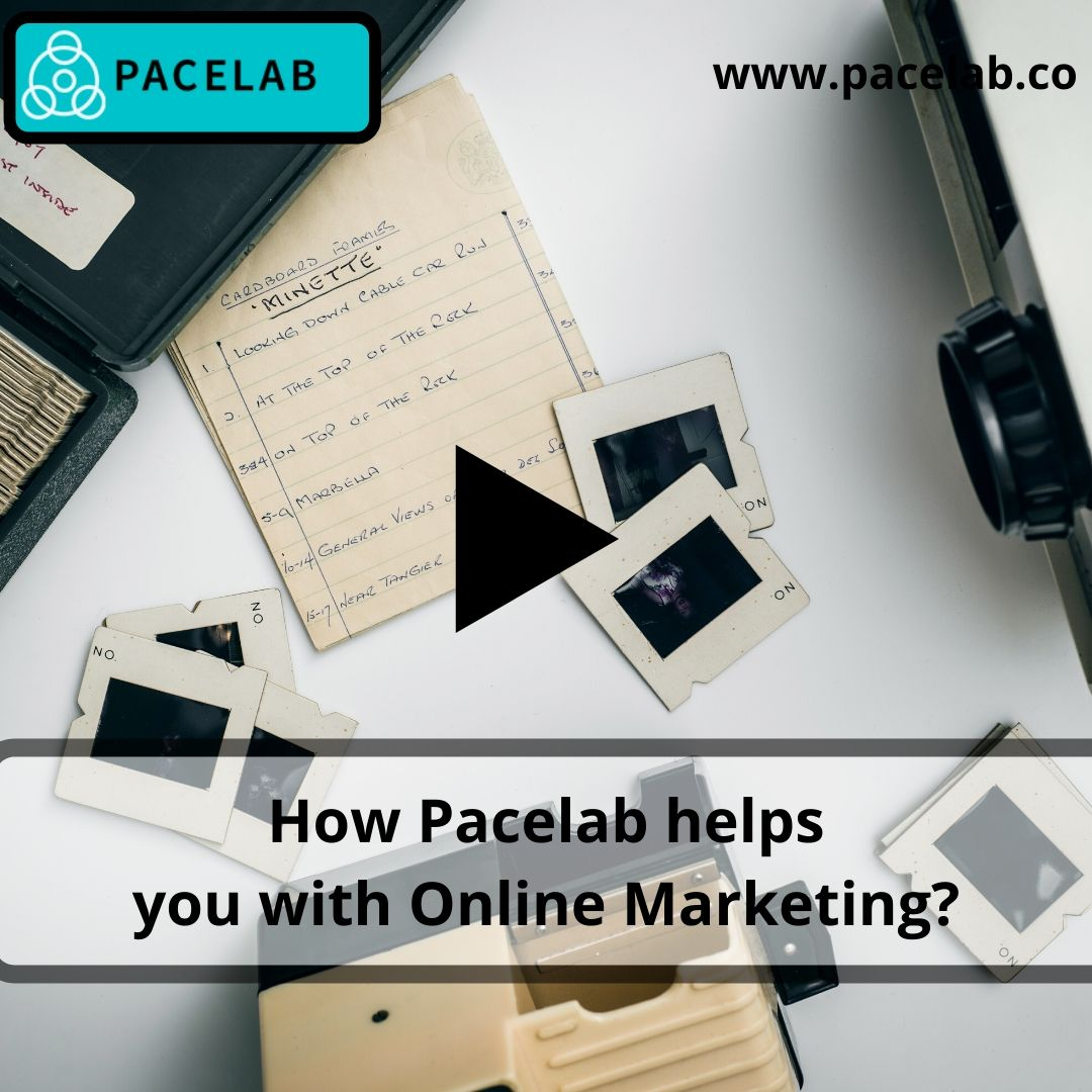 """ONLINE MARKETING""-PACELAB SEO AGENCY LONDON"
