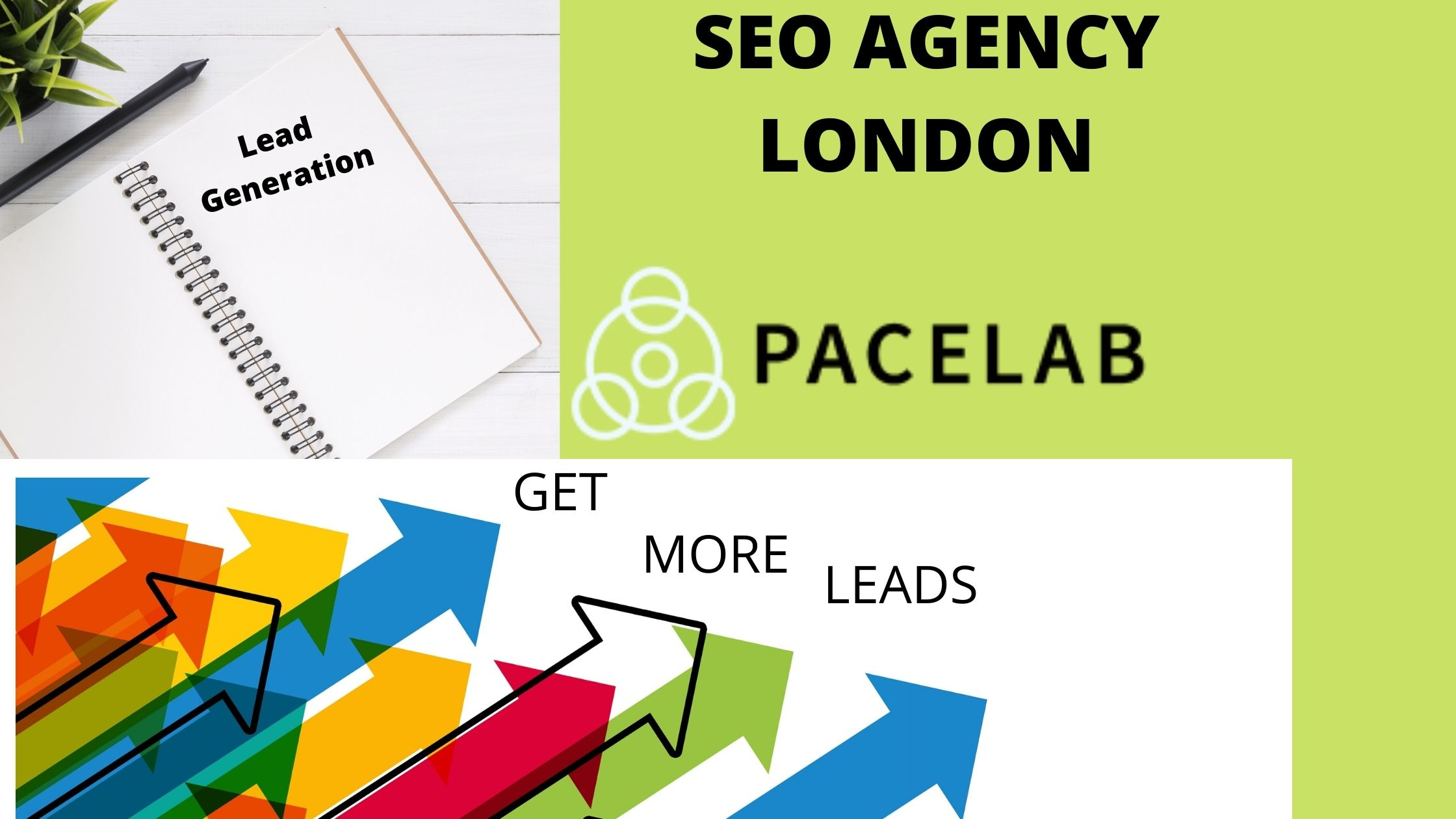 Lead Generation- Pacelab SEO Agency London