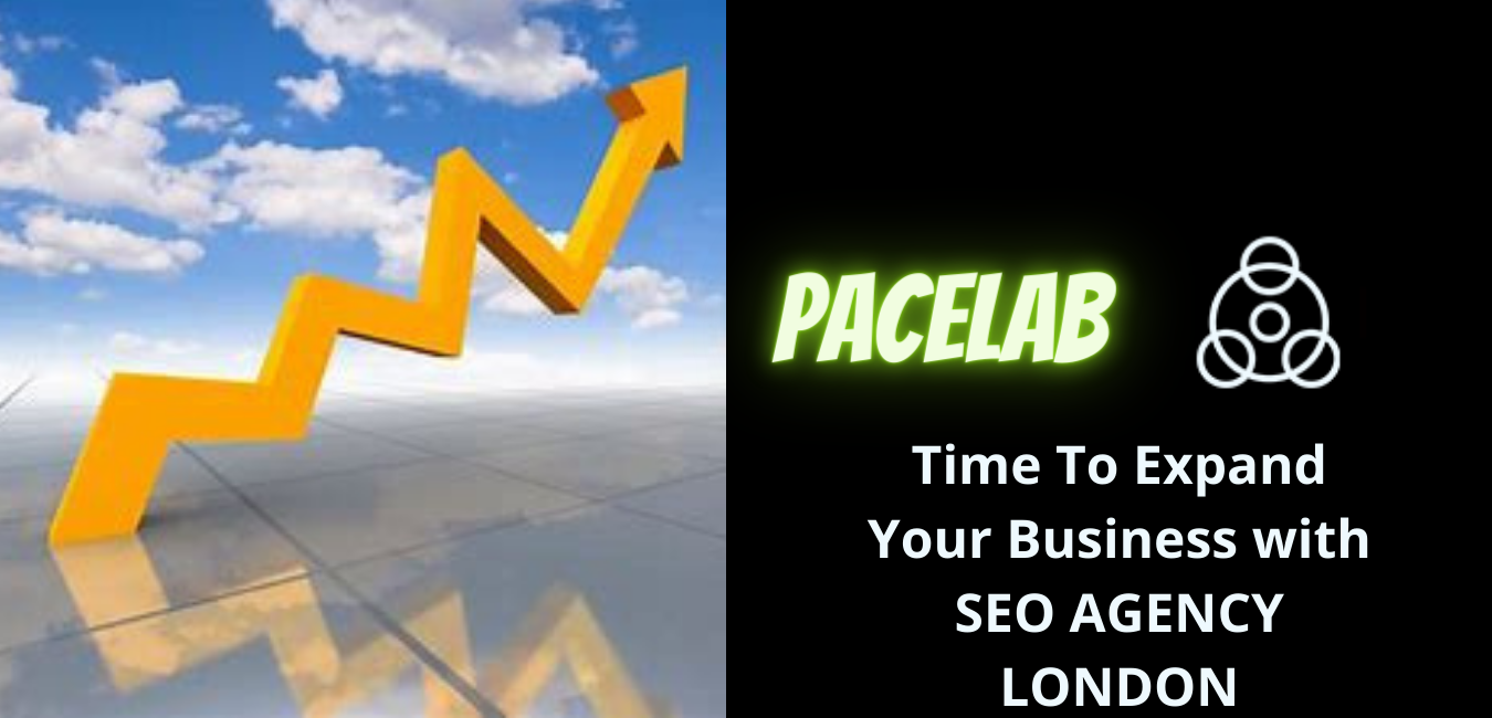 """Grow Your Business- Pacelab SEO Agency London"""