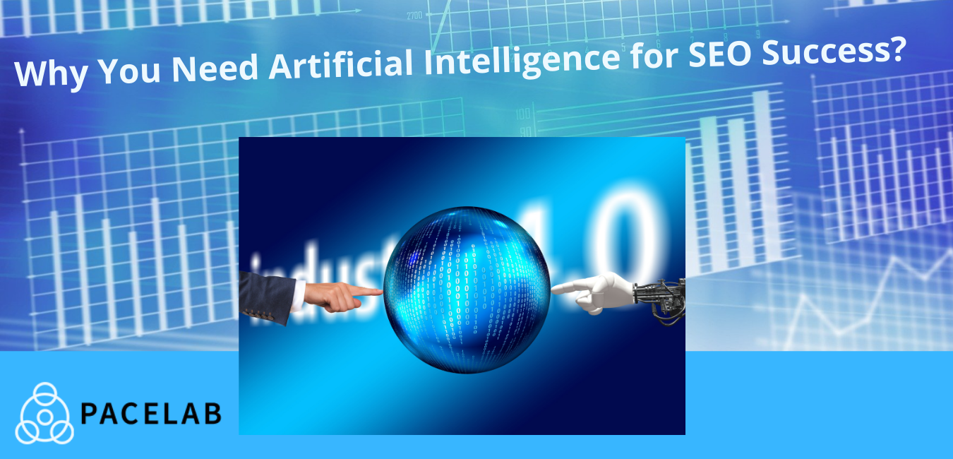 """AI for SEO - Pacelab SEO Agency London"""